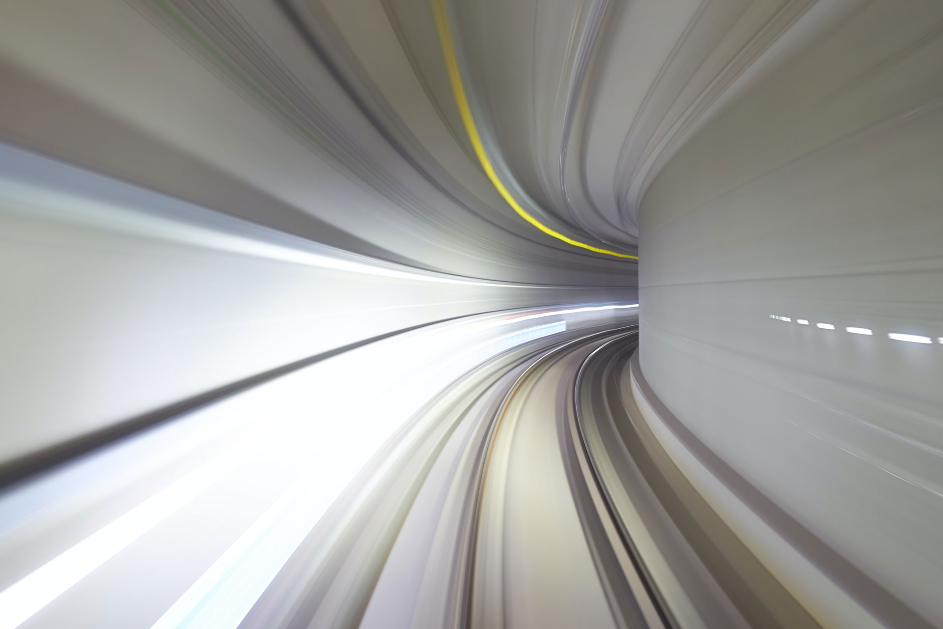 abstract-tunnel